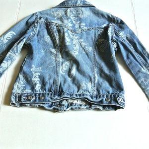 Aeropostale Jackets & Coats - P.S. Aeropostale Blue Denim Jean Jacket size 12 Gi